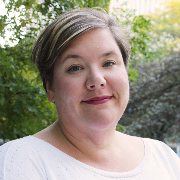 Amy Rasmussen, Executive Director