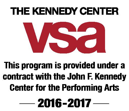 Kennedy Center VSA Logo 2016-2017