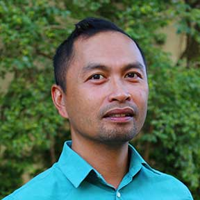 Mark Diaz, Associate Director of Education