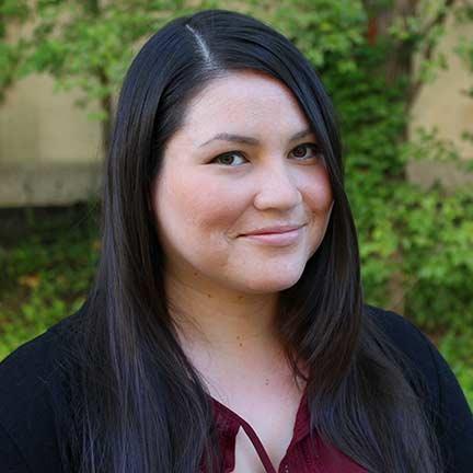 Noelle Garcia, Program & Research Associate