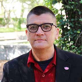 Scott Sikkema, Education Director
