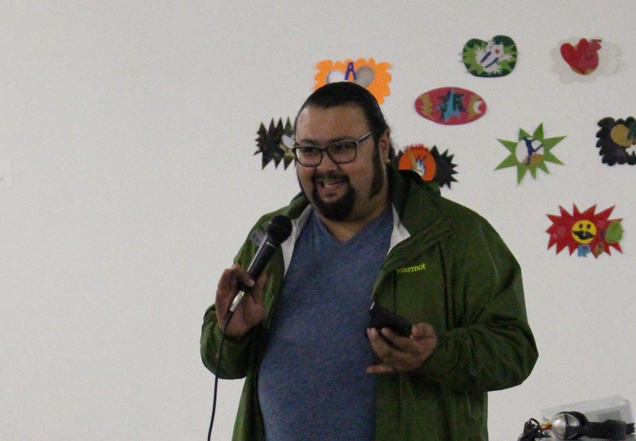 William Estrada on CAPE