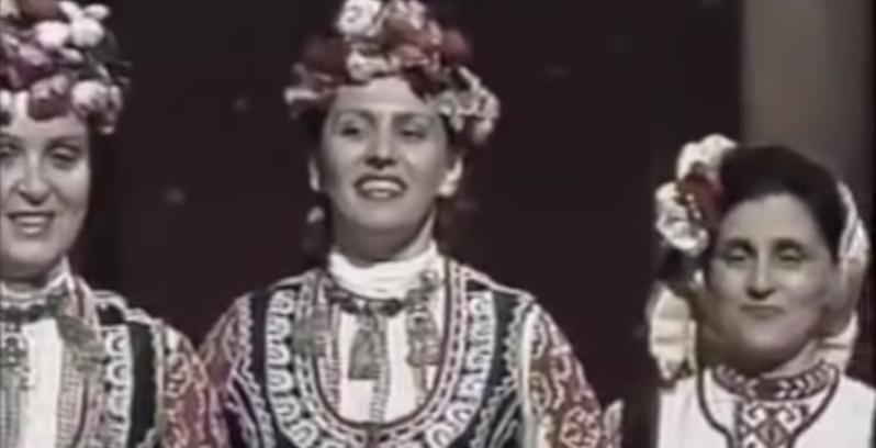 Lindblom bulgarian choir